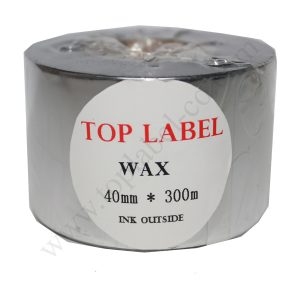 (wax Ribbon)ریبون وکس 300*40